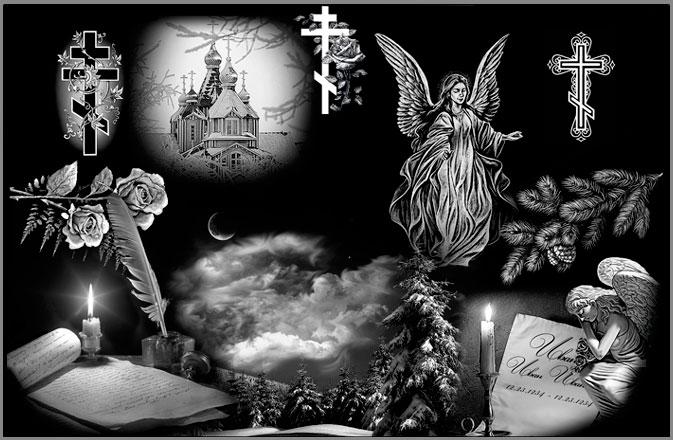 Купить памятник в Харькове | Художественное оформление памятников